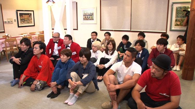 「爆笑ファクトリーハウス 笑けずり」(c)NHK