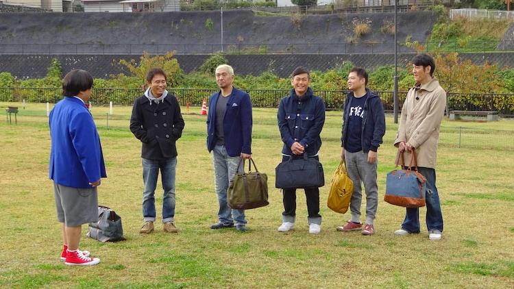 「絶対に笑ってはいけない名探偵24時!」のワンシーン。(c)日本テレビ