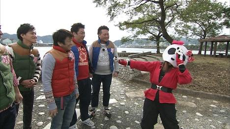 番組のワンシーン。(c)テレビ朝日