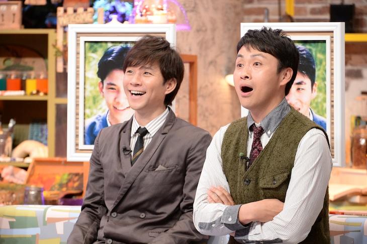 「あいつ今何してる?ゴールデンSP」に出演するアンジャッシュ。(c)テレビ朝日