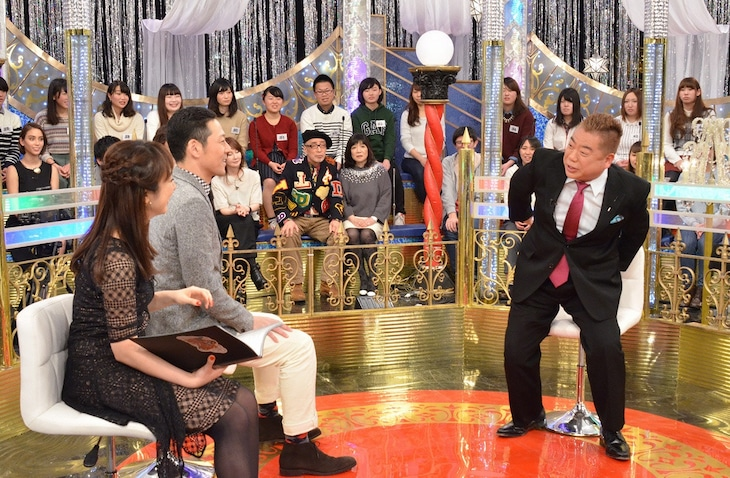「1周回って知らない話」のワンシーン。(c)日本テレビ