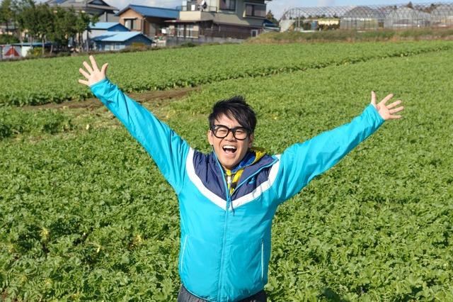 「満天☆青空レストラン」でMCを務めている宮川大輔。(c)日本テレビ