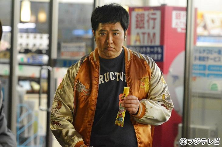 「木曜劇場『早子先生、結婚するって本当ですか?』」に出演するとにかく明るい安村。