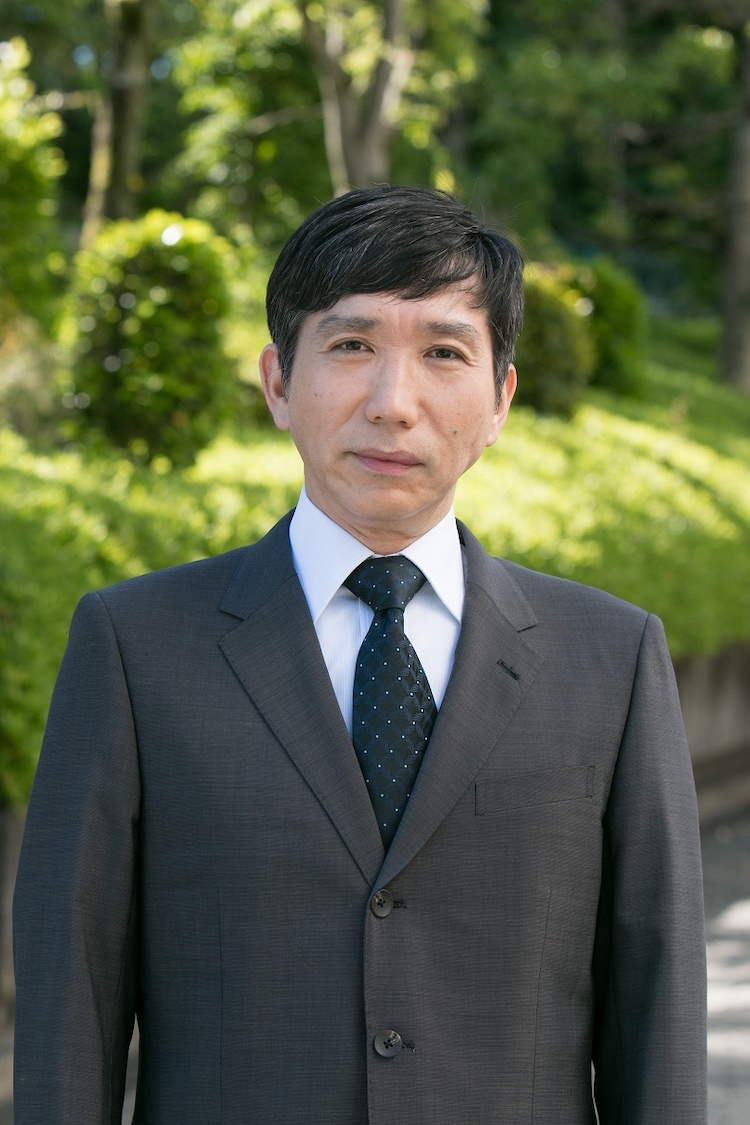 「家売るオンナ」に出演する梶原善。(c)日本テレビ