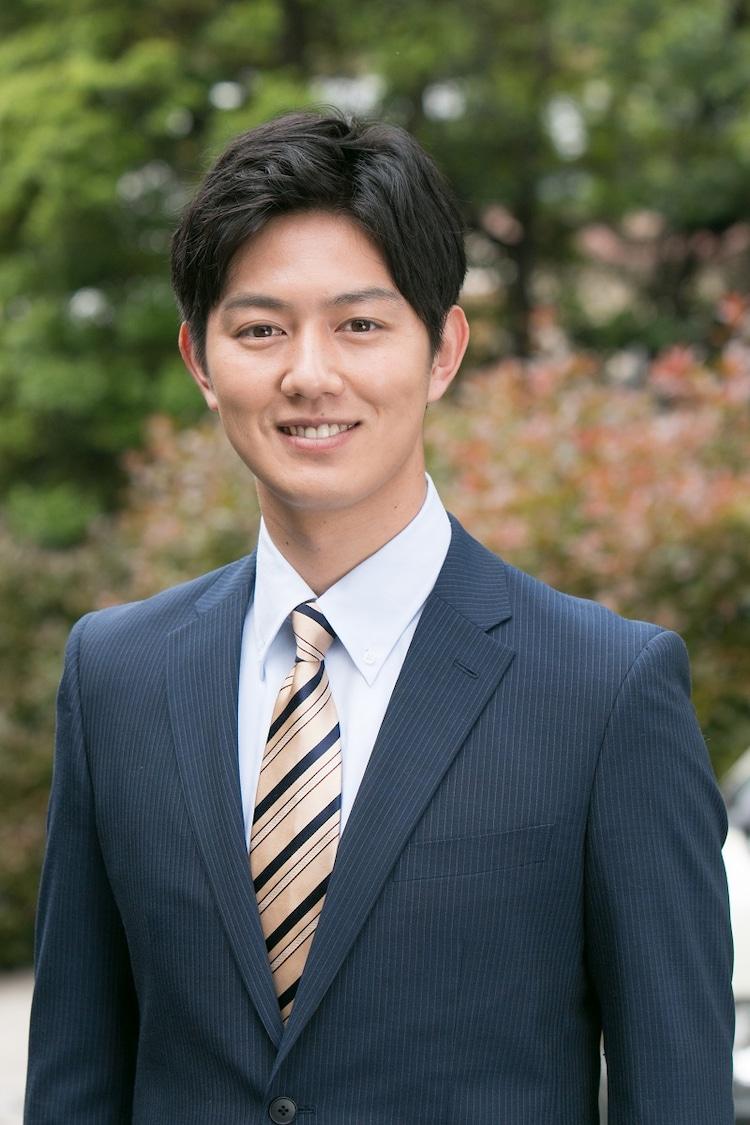 「家売るオンナ」に出演する工藤阿須加。(c)日本テレビ