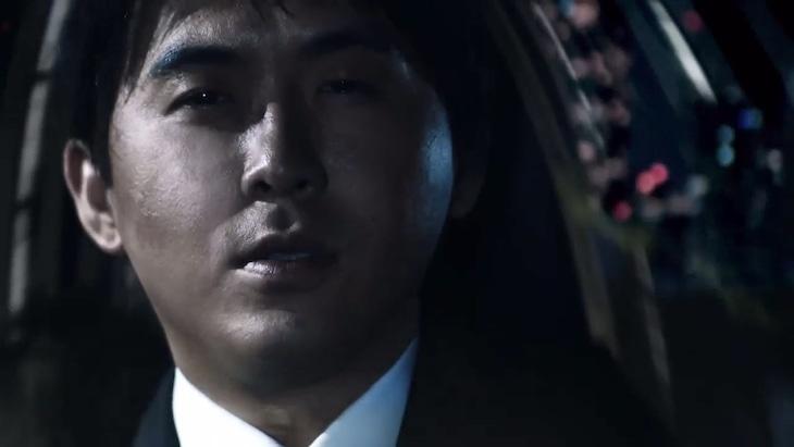 トヨタ自動車株式会社の乗用車「ESQUIRE(エスクァイア)」のテレビCMに出演する、トレンディエンジェル斎藤。