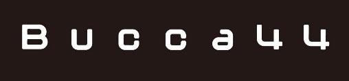 「BUCCA 44」ロゴ