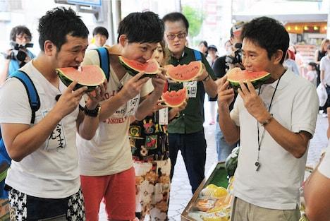 「ケンゴローサーカス団」8月9日放送回のワンシーン。(c)MBS