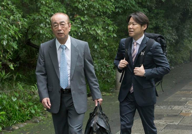 「となりのシムラ」より。(c)NHK
