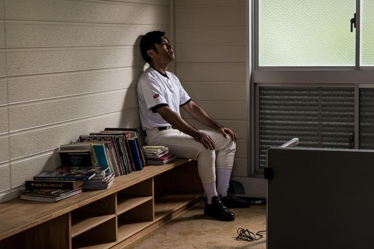 映画「沖縄を変えた男」で主演を務めるガレッジセール・ゴリ。(c)2016 沖縄を変えた男