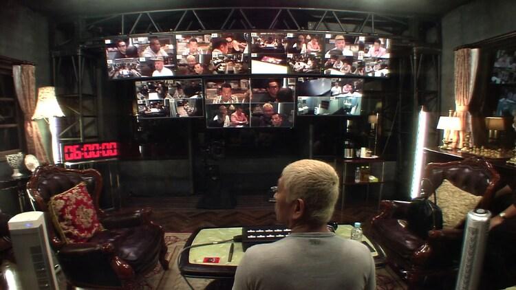 「HITOSHI MATSUMOTO Presents ドキュメンタル」のワンシーン。