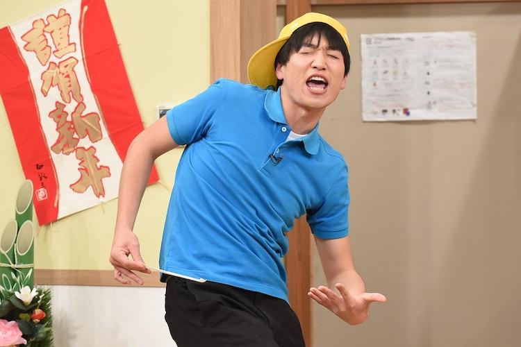 もりせいじゅ (c)日本テレビ