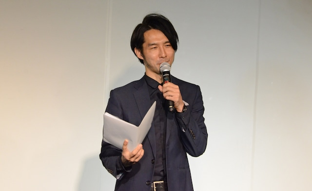 MCを務めた三福エンターテイメント。