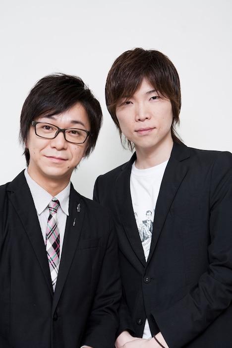 風藤松原・風藤(左)。