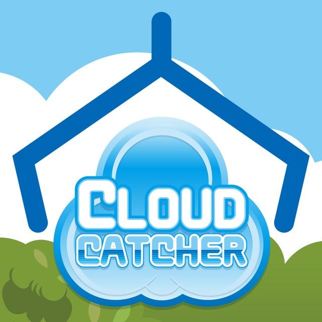 オンラインクレーンゲーム「クラウドキャッチャー」のロゴ。
