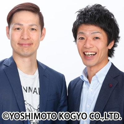 アイロンヘッド辻井(右)