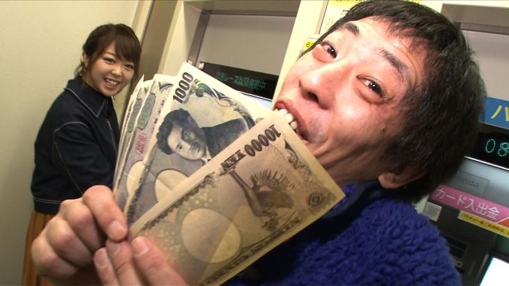 「坂上忍流ディープな夜遊び」エピソード6・福岡編のワンシーン。