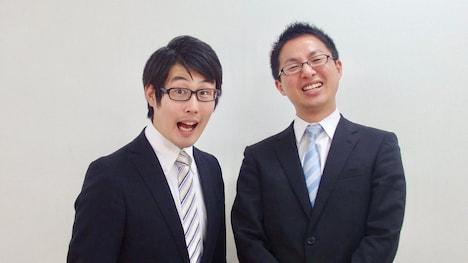 モクレン。左が「イラスト版子どものユーモア・スキル~学校生活が楽しくなる笑いのコミュニケーション~」を執筆した矢島伸男。