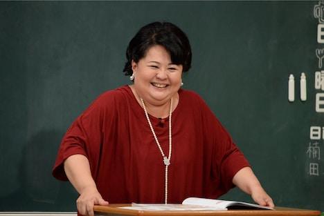 斉藤こず恵 (c)テレビ朝日