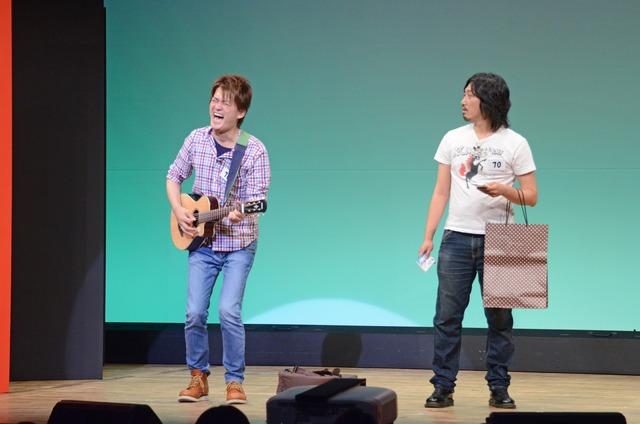 AMEMIYA(左)