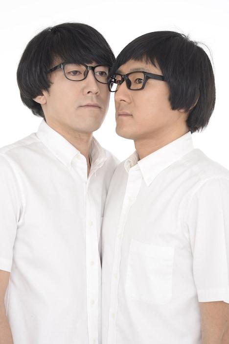 勝又:。左から弟、ani。