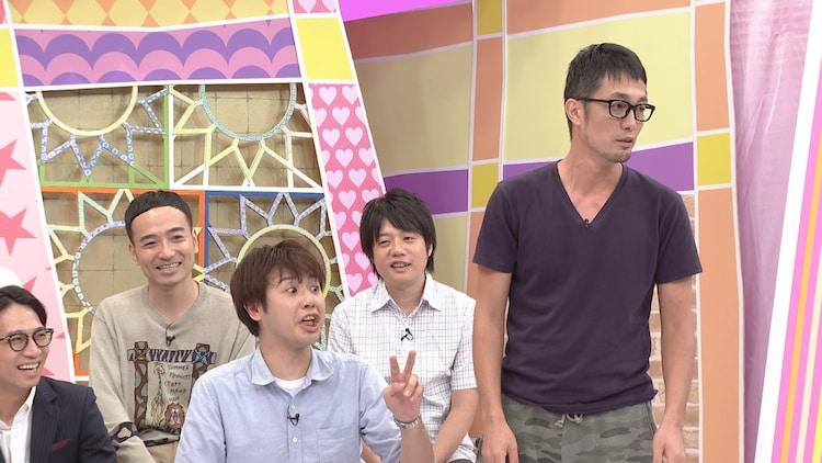 トークコーナーのワンシーン。(c)中京テレビ