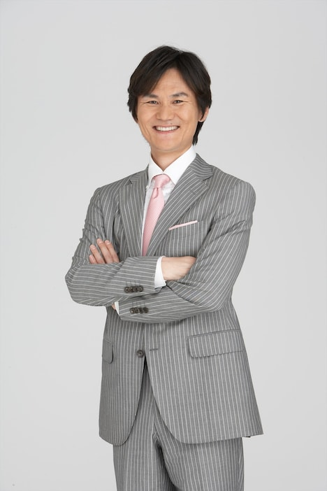 「土曜ワイドラジオTOKYO ナイツのちゃきちゃき大放送」にゲスト出演する南原清隆。