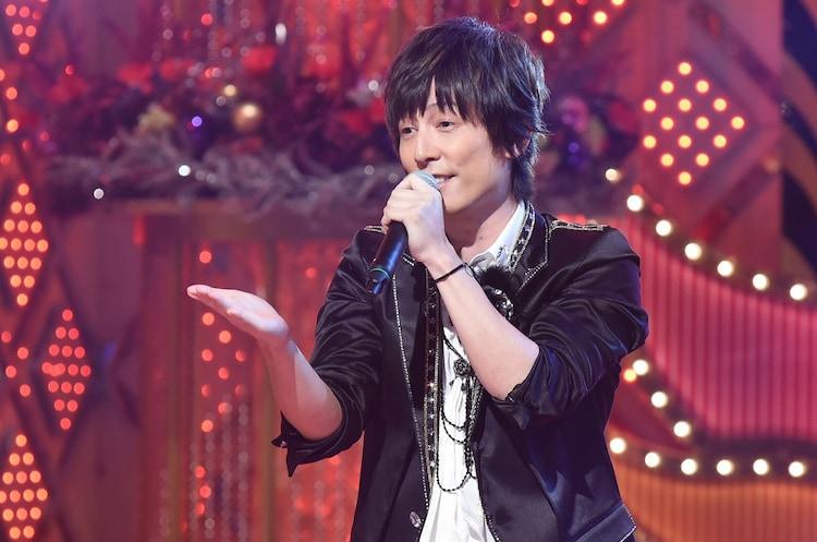 青木隆治 (c)日本テレビ