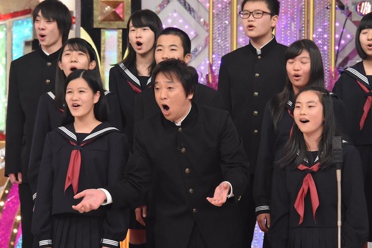 ホリ (c)日本テレビ