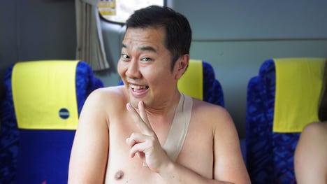 とにかく明るい安村 (c)エンタメ~テレ