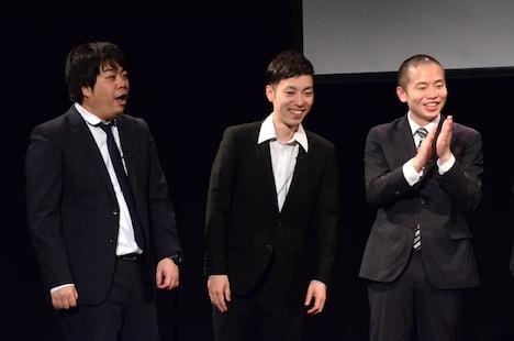 わらふぢなるおとゾフィー上田(右)。