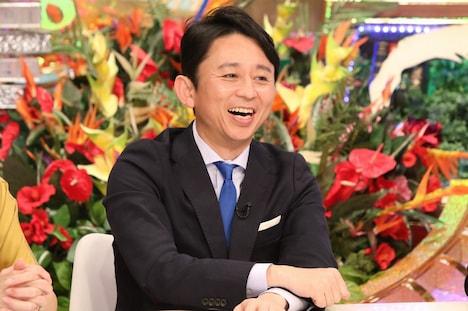 「有吉弘行のダレトク!?」MCの有吉弘行。(c)関西テレビ