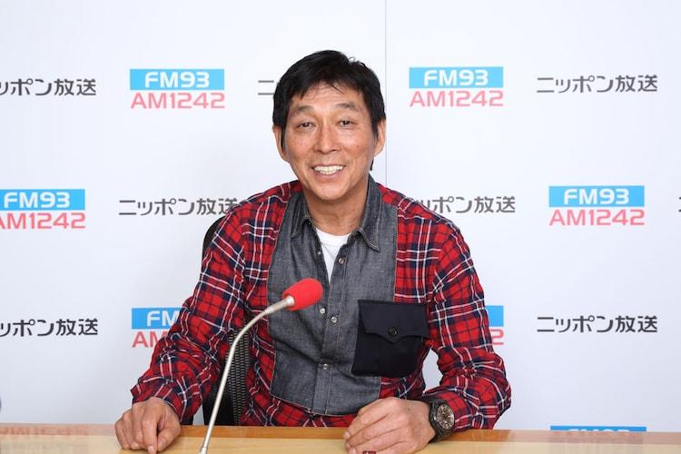 番組パーソナリティを務める明石家さんま。(c)ニッポン放送