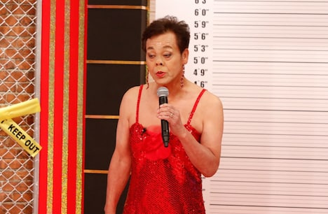 清水アキラ (c)関西テレビ