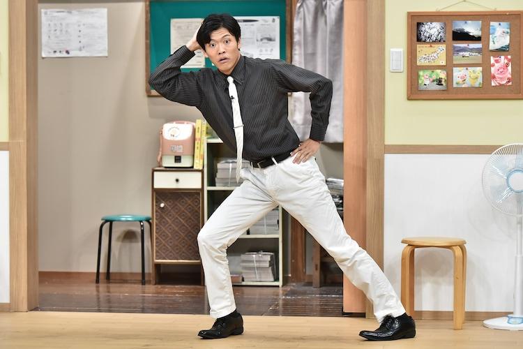 村民代表南川 (c)NTV