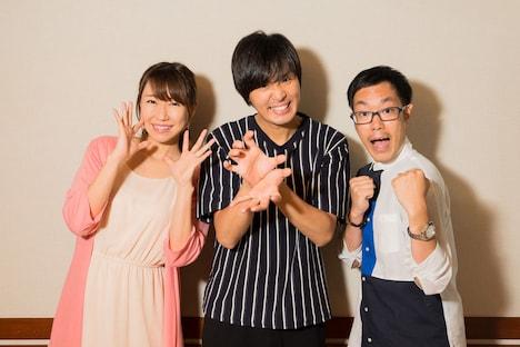 桜 稲垣早希(左)とアイデンティティ。