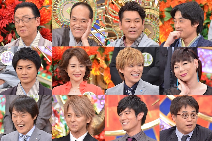 「俳句査定!夏の炎帝戦スペシャル」の挑戦者。(c)MBS