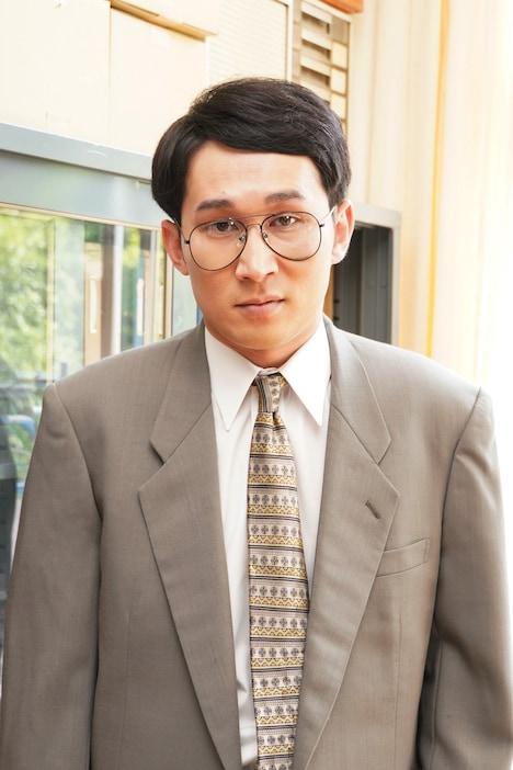 シソンヌじろう演じる坂本先生。(c)日本テレビ