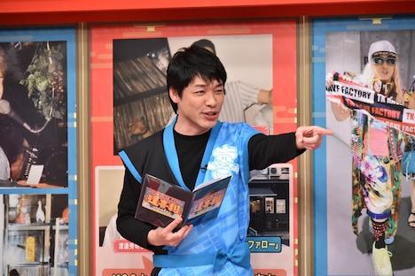 麒麟・川島 (c)中京テレビ