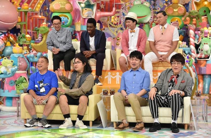 「アメトーーク!」に集結する「意外に仲いい芸人」。(c)テレビ朝日
