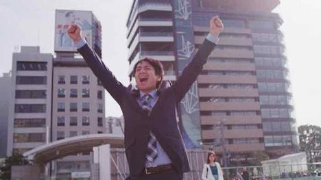 映画「鯉のはなシアター ~広島カープの珠玉秘話を映像化したシネドラマ~」のワンシーン。