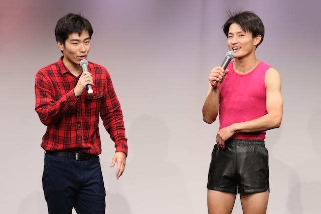 「JARU JARU TOWER 2018」東京公演の様子。