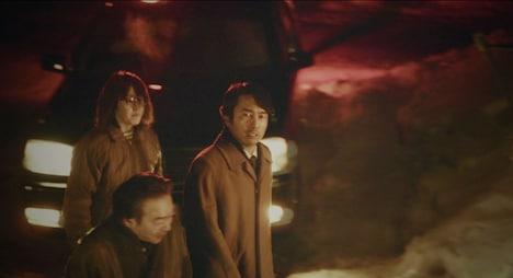 眞島秀和演じる失踪した少年の父親・白川博史。