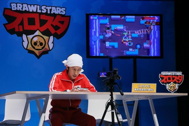 ゲーム実況に挑戦したカジサックことキングコング梶原。
