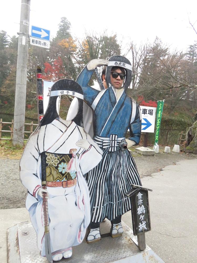 「オレ流あるある 秋季キャンプin会津」の様子。