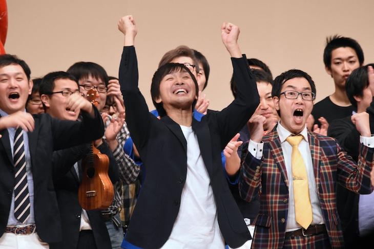 太田プロライブ「月笑 2018」を制したのはアイデンティティ。
