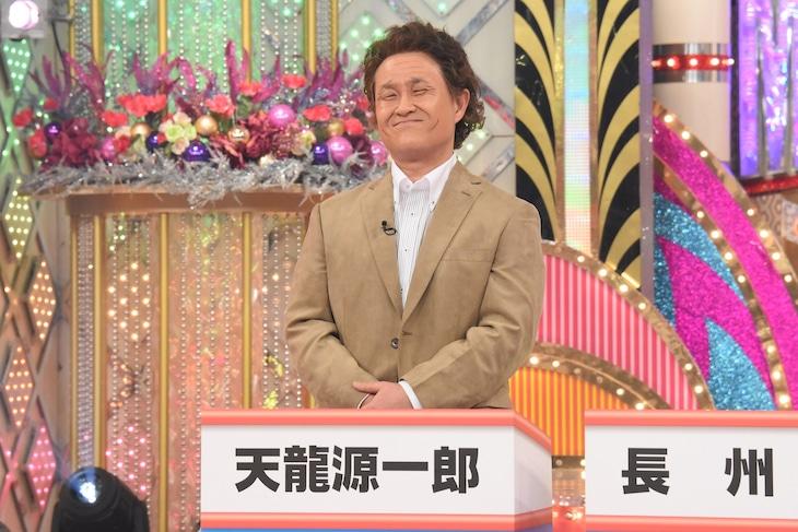 「ものまねグランプリ2018 ~ザ・トーナメント~」のワンシーン。(c)日本テレビ
