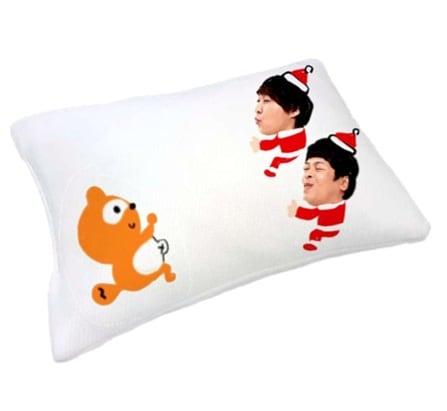 「ポンタのクリぼっちキャンペーン」で当たる枕。