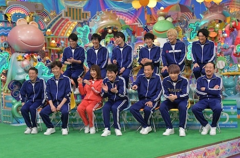 「運動神経悪い芸人」(c)テレビ朝日