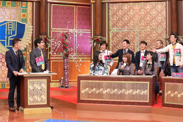 「ソッキング~すぐ使える!超一流有名人がホレた側近術SP~」のワンシーン。(c)中京テレビ